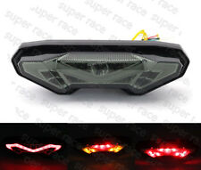 Smoke Brake Turn Signal Tail Light Integrated Led For Yamaha MT-09 /Tracer FZ-09