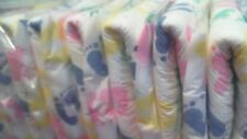 ADULT CUTE LITTLE FEET DIAPERS SIZE MEDIUM  for your big baby (PRIVATE AUCTION)