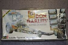 1/16 SCALE REVELL DON GARLITS DRAGSTER FACTORY SEALED--MINT KIT