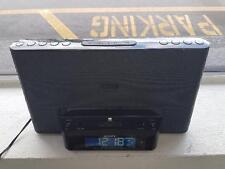 Sony Speaker Dock Clock Radio for iPod iPhone ICF-CS15iPN (FLM001339)