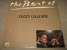 The Best of DIZZY GILLESPIE NEW SS SEALED NM LP Pablo 1980 2310-855 Lee Ritenour