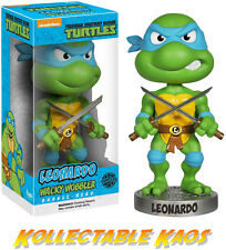 Teenage Mutant Ninja Turtles (TMNT) - Leonardo Wacky Wobbler Bobble Head
