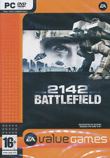 BATTLEFIELD 2142 Battle Field EA Shooter PC Game NEW!
