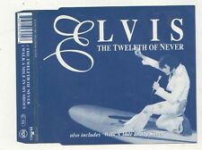 ELVIS PRESLEY The Twelfth Of Never rare dutch only promo cd