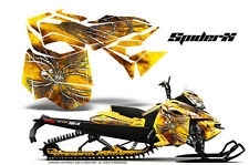 SKI-DOO REV XM SUMMIT SNOWMOBILE SLED GRAPHICS KIT WRAP CREATORX SPIDERX SXY