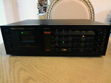 NAKAMICHI DRAGON the Legendary Audiophile auto-reverse cassette deck-Excellent