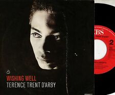 TERENCE TRENT D'ARBY disco 45 giri MADE in HOLLAND Wishing Well 1987