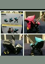 FACTORY NEW Doona Infant Stroller Car Seat, Base INCLUDED