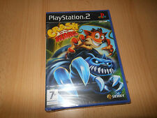 Crash Bandicoot De Titanes Nuevo Sellado de fábrica -- Sony Playstation 2 dos