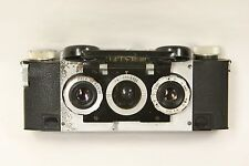David White Stereo Realist f3.5 35mm camera