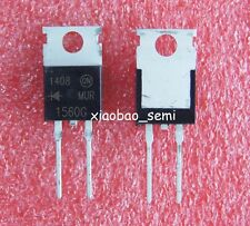 15pcs New MUR1560G MUR1560 15A 600V UltraFast Rectifier Diode TO-220 ON