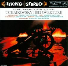 Tchaikovsky: 1812 Overture CD NEW