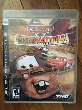Cars: Mater-National Championship (Sony Playstation 3, 2007)used