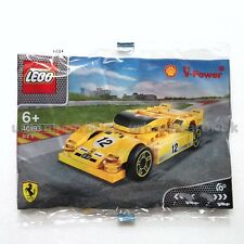 NEW* LEGO 40193 SHELL FERRARI 512S Limited Exclusive 2014/15 Retired Promo