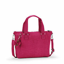 BNWT Kipling AMIEL Shoulder/Across Body Handbag BERRY Fall 2016 RRP £59