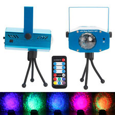 Mini LED R&G Ripple Effect Party DJ Club Stage laser Projector Light Show+Remote