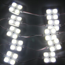 40 Led White Interior Lights Kit For LWB Van Trailer Lorries Sprinter