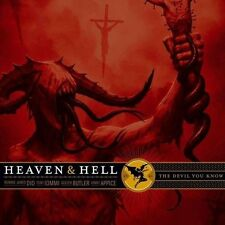 HEAVEN & HELL - The Devil You Know  [Ltd.CD+DVD]