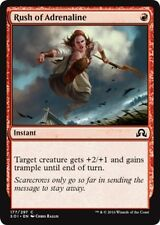 4 x Rush of Adrenaline - Shadows over Innistrad - Common - Near Mint
