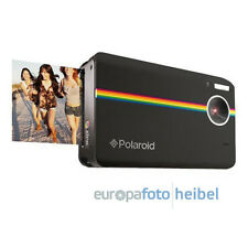 Polaroid z2300 Nero Digitale immediatamente immagine telecamera 10mp Instant Printer