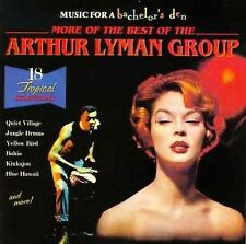 New SEALED DCC 1996 CD ARTHUR LYMAN More of the Best of...