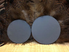 """2-   Slate Disc for Friction Pot Turkey Calls   """" """"Build Your Own """""""