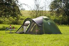 COLEMAN DARWIN 4+ PLUS MAN TENT camping quick easy pitch person fishing dome