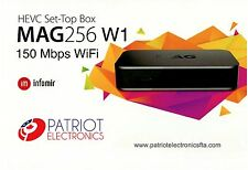 MAG256 W1 with 150 Mbps buit-in WiFi & High Efficiency Video Compression