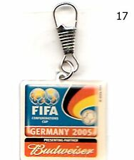 Budweiser FIFA Confederations Cup Germany 2005 medallion