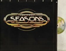 THE FOUR SEASONS helicon K 56350 A1/B1 1st press with inner uk 1977 LP PS EX+/EX