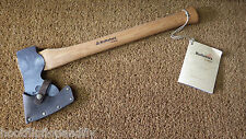 HULTAFORS CLASSIC HAND FORGED CARPENTERS AXE HATCHET BUSHCRAFT WOOD 840730