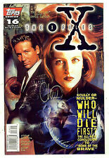 THE X FILES #16 (1996 Topps USA) signed by Charlie Adlard