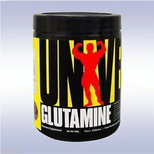 UNIVERSAL NUTRITION GLUTAMINE (300 G) pure l-glutamine amino acids animal un