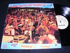 BOW WOW WOW EMI 1981 Made In England Post Punk ROMANTICS Sexy Annabella Cover LP