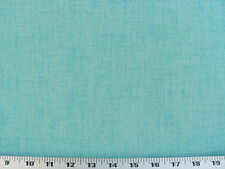 Drapery Upholstery Fabric Indoor/Outdoor Mottled Solid 100K Dbl Rubs - Turquoise