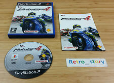 PS2 Moto GP 4 PAL