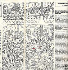 Coupure de presse Clipping 1963 Sempé (2 pages)