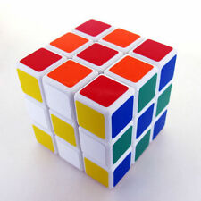 White Shengshou Wind 3x3 Magic Cube 3x3x3 Speed Cube Rubiks Cube Puzzle Toy