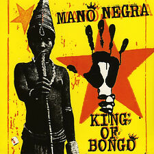 MANO NEGRA - King Of Bongo - CD - NEU/OVP
