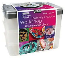 PEBEO Fantasy bijoux création workbox set-Prisme, Lune Kit