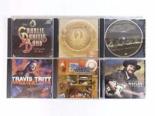 CLASSICAL COUNTRY 5-CD Lot:Patsy Cline; Hank Williams Jr.; Patti Page's