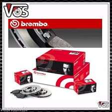 KIT BREMBO DISCHI FRENO E PASTIGLIE FIAT DOBLO ANTERIORE 1.4 NATURAL POWER