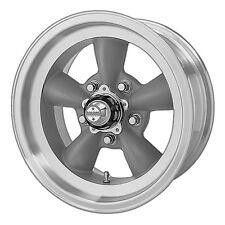 4-NEW American Racing VN105 Torq Thrust D 14x6 5x114.3 -2mm Gunmetal Wheels Rims