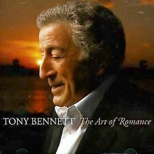 TONY BENNETT The Art Of Romance CD Best Man Being Alive Time To Smile All In Fun