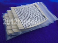 1206 3216 SMD chip Resistors 64 Value kit 1Ω~ 10MΩ 5% 640pcs