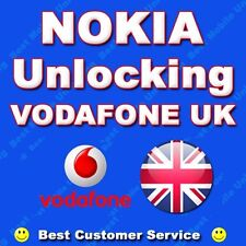 Unlock Code for Vodafone UK ALL NOKIA LUMIA 925 900 810 600 510 610 710 800 820