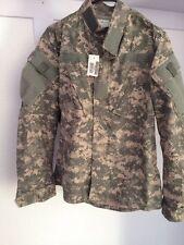 U.S. Military Army Combat Digital Camo Jacket NEW