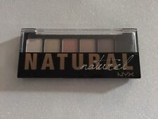NYX Natural The Natural Shadow Palette, TNS01!