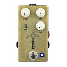 JHS Pedals Morning Glory V4 Transparent Overdrive Guitar Effects Pedal