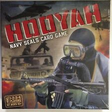 Hooyah: Navy Seals Card Game by Us Games Systems